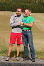 Trailrunning mit Christian Schiester