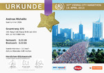 Vienna City Marathon 2013 / Andreas Michalitz